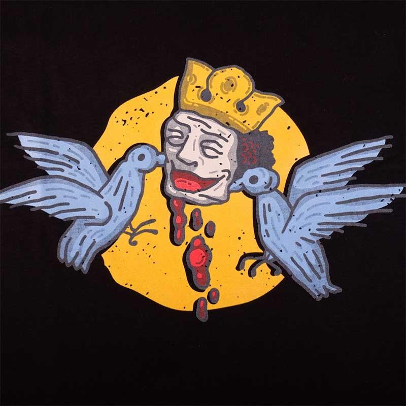 Eat a king / Страдающее средневековье - футболка