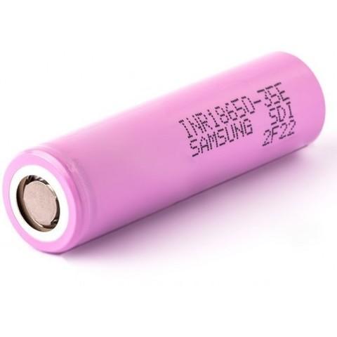 Аккумулятор 18650 Samsung INR18650-35E, 3500mAh, (13A)