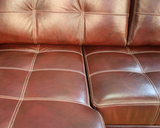 Угловой диван Макс П5 2д1я, контрастные нитки