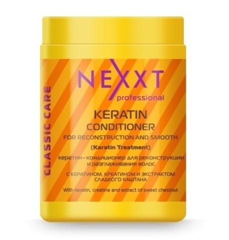 Кератин-кондиционер для реконструкции и разглаживания волос, NEXXT, 1000 мл