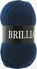 Пряжа Vita Brilliant 4955   (Синий джинс)