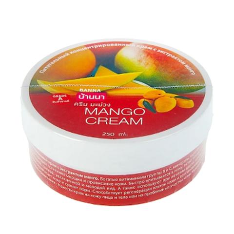 Крем для тела Banna с Манго 250 мл