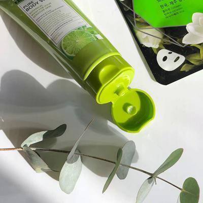 Увлажняющий гель для душа Evas Naturia Pure Body Wash Wild Mint & Lime