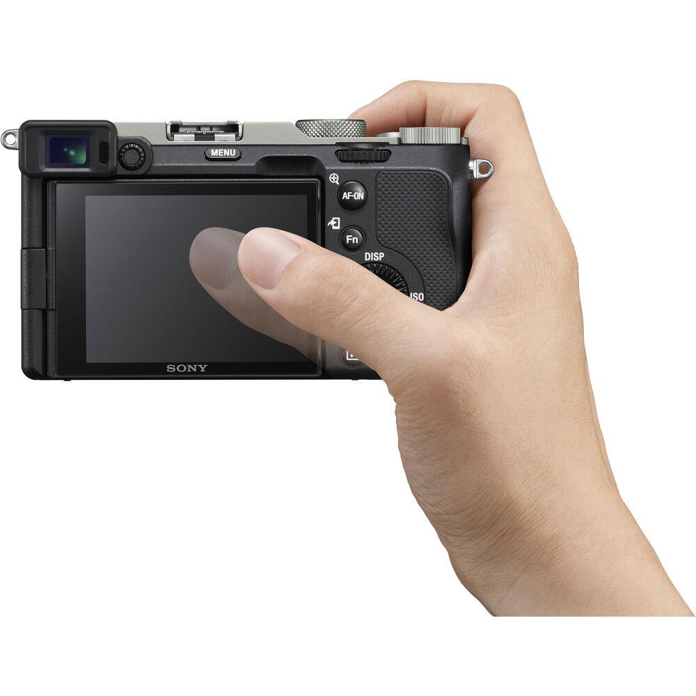 Фотокамера Sony ILCE-7C/S с сенсорным экраном