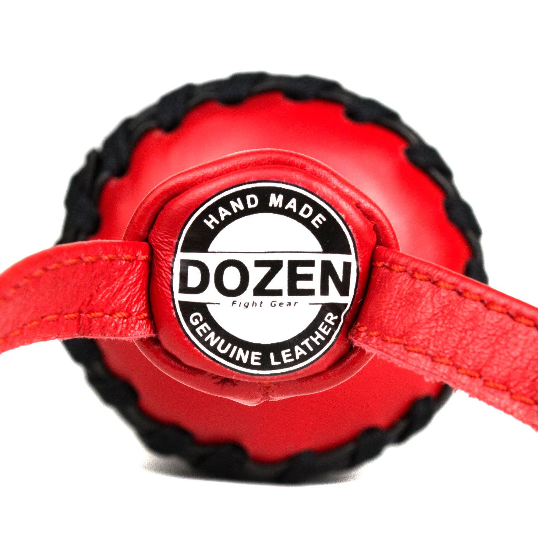 Лападаны Dozen Soft Hitting Sticks Black/Red печать Дозен