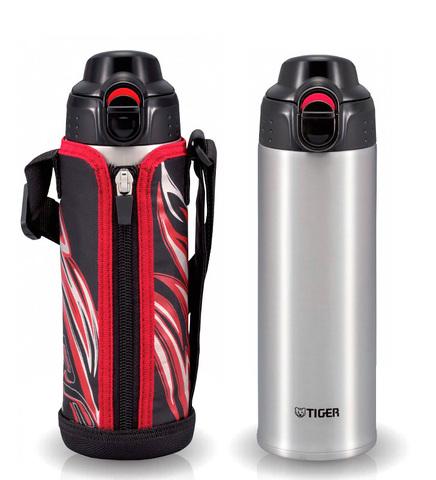 Термос Tiger MBP-A (0,5 литра), черный