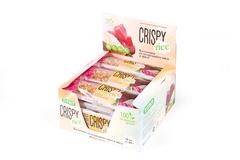 Лакомство для собак TitBit Crispy Rice Батончики из воздушного риса и печени говяжьей 16 шт