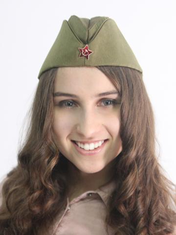 Военная Пилотка взрослая