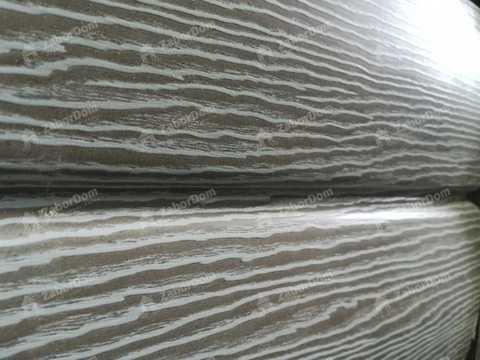 Сайдинг Ю пласт Тимберблок акриловый дуб серебристый 3400х230 мм