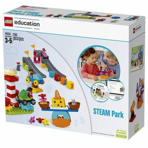 LEGO Education: Планета STEAM 45024 — STEAM Park — Лего Образование