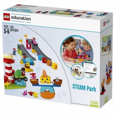LEGO Education: Планета STEAM 45024 — STEAM Park — Лего Образование