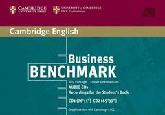 Business Benchmark Up-Int BEC CD x2 !!