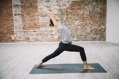 Каучуковый коврик для йоги Namaste 183*65*0,4 см