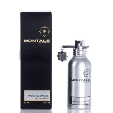 Montale: Wood & Spices унисекс туалетные духи edp, 50мл/100мл