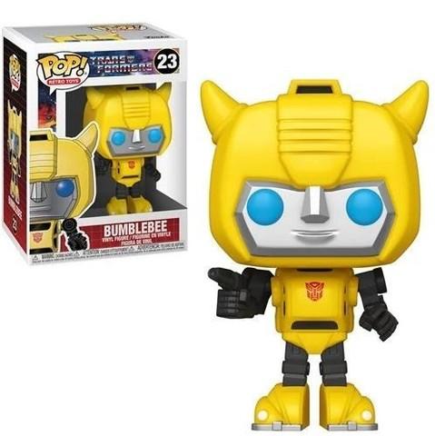 Bumblebee (23) Transformers Funko Pop! || Бамблби