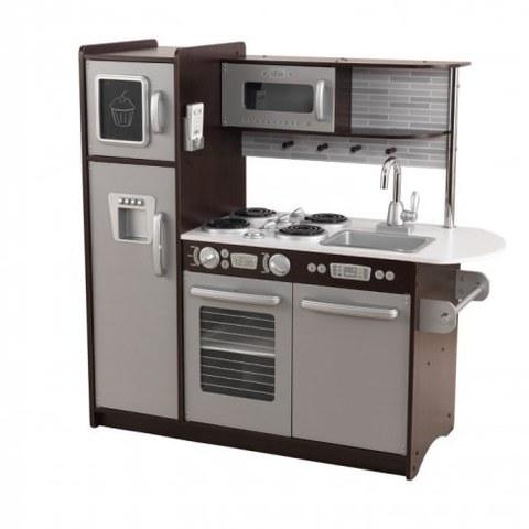 Деревянная кухня KidKraft Эспрессо 53260_KE