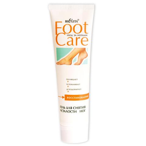 Гель для снятия усталости ног , 100 мл ( Foot Care )