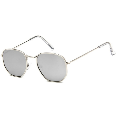 Солнцезащитные очки 3022003s Серебряный - фото