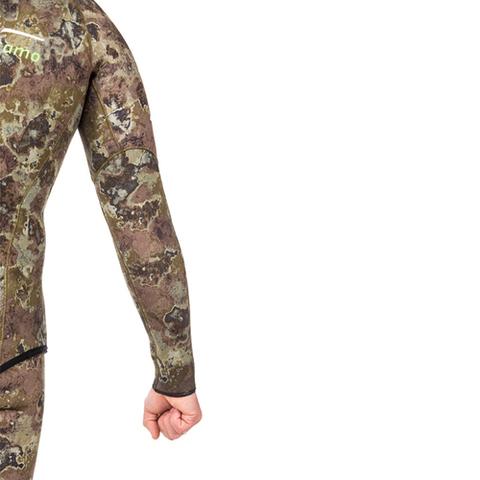 Гидрокостюм Marlin Sarmat Eco Green 7 мм куртка – 88003332291 изображение 19