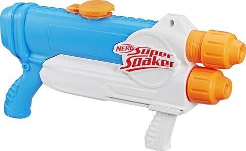 Игрушечное оружие Nerf Водный бластер Барракуда Суперсокер