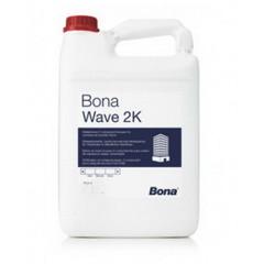 БОНА ВЕЙФ 2K-водно-дисперсионный лак на основе полиуретана. Матовый. 5л