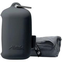 Покрывало-брелок большое Matador NanoDry Shower Towel (MATNDL001G) серое - 2