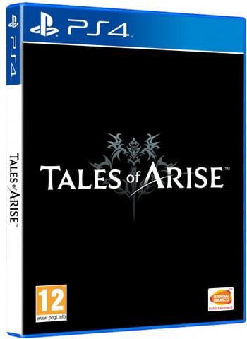 Tales of Arise (PS4, русские субтитры)