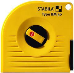 Измерительная лента Stabila тип BM50 30 метров (арт. 17219)