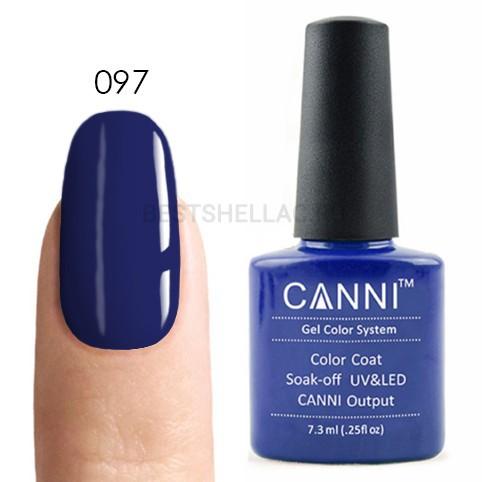 Canni Canni, Гель-лак № 097, 7,3 мл 097.jpg