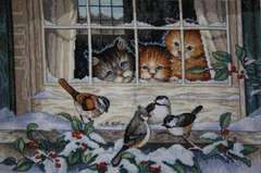 DIMENSIONS Трое наблюдателей (Three Bird Watchers)