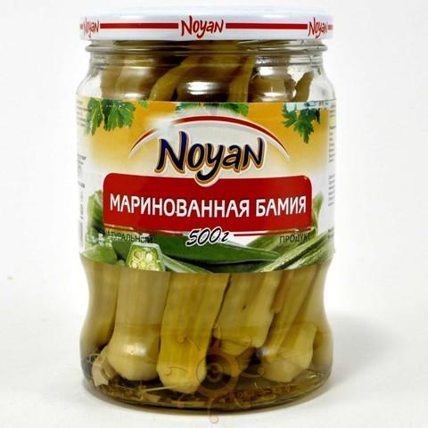 Бамия маринованная Noyan, 500г