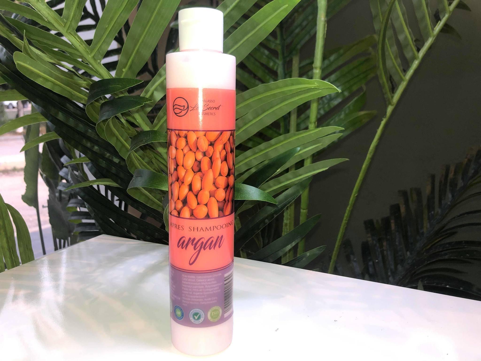 Le Secret Thalasso Apres Shampoo Argan