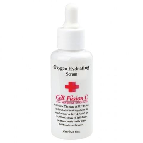 Сыворотка кислородная сильно увлажняющая Cell Fusion C Oxygen hydrating serum, 60 мл.