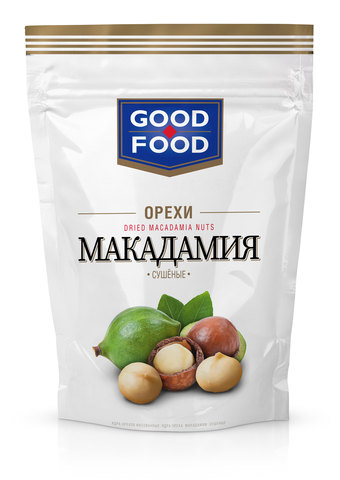 GOOD FOOD Макадамия 130 г