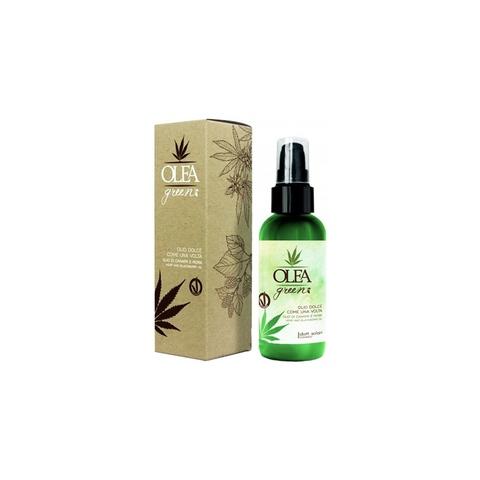 Питательное масло на основе конопли Olea Green