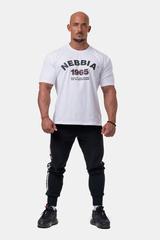 Мужская футболка Nebbia Golden Era T-shirt 192 White