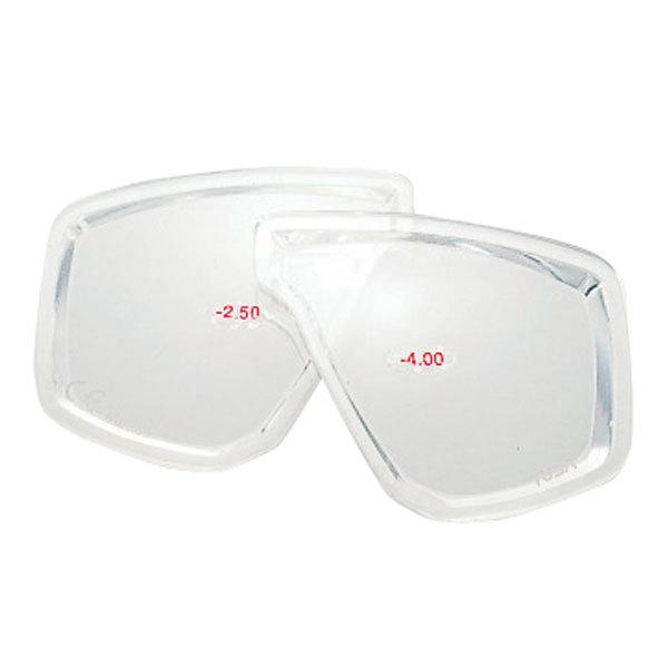 Линзы с диоптриями для маски Platina (M-20) TUSA