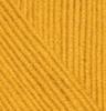 Пряжа Alize CASHMIRA 14 (темно-желтый)