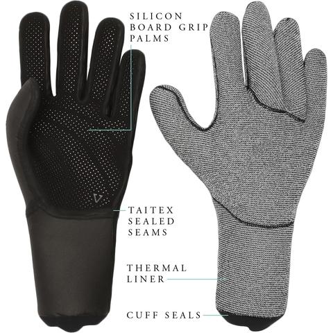 VISSLA 7 Seas 3mm Glove