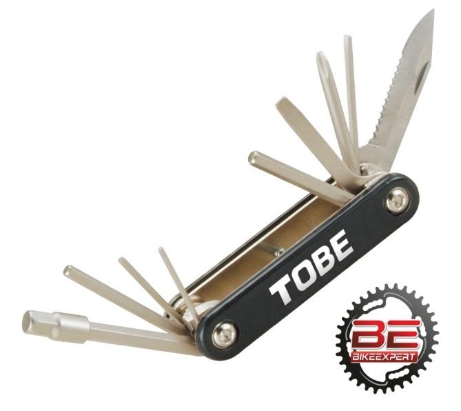 Мультитул TOBE B966080 10 предметов