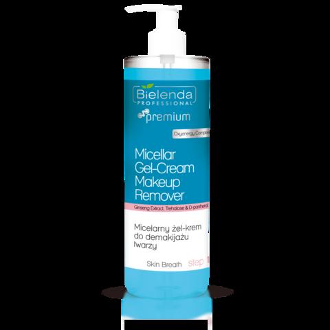 Skin Breath Мицелярный гель - крем для снятия макияжа