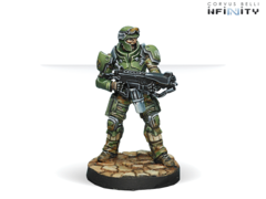 Marauder (вооружен Heavy Flamethrower)