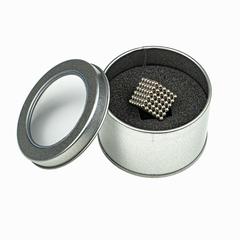 Магнитный конструктор Berger NeoCube 3mm Chrom