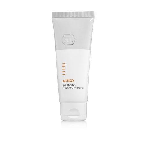 HOLY LAND Лёгкий крем с пробиотическим комплексом и аминокислотами   ACNOX PLUS Balancing Hydratant Cream