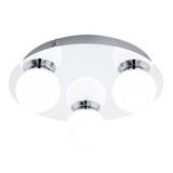 Светильник настенно-потолочный влагозащищенный Eglo MOSIANO 94629 1