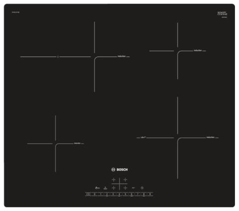 Независимая индукционная варочная панель Bosch PUF611FC5E
