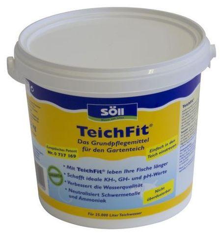 TeichFit 2,5 кг - Средство для поддержания биологического баланса