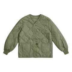 Подкладка для куртки Alpha Industries M-65 Olive Drab (Зеленый)