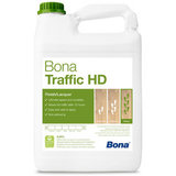 Bona TRAFFIC HD  экстраматовый (4,95 л) двухкомпонентный водный паркетный лак (Швеция)