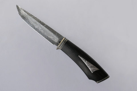 нож Ламут из метеорита Сеймчан
